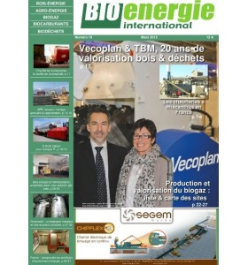 No 18 - mars 2012 - Bioénergie International