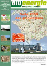 Bioénergie International n° 5 – Juin 2008