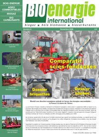 Bioénergie International n°6 – Novembre 2008