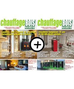 Pack 2019+2021 Chauffage Bois Aujourd'hui