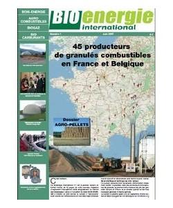 Bioénergie International no 01