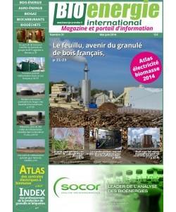 No 31 - mai/juin 2014 - Bioénergie International