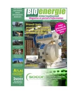 No 32 - juillet/août 2014 - Bioénergie International