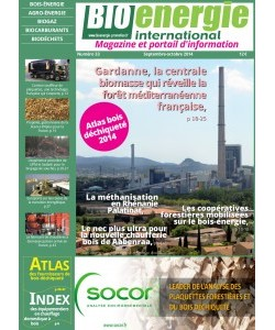 No 33 - sept/oct 2014 - Bioénergie International