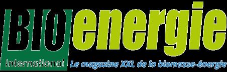 logo magazine Bioénergie international