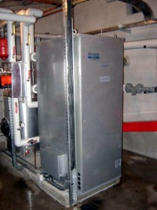 Groupe à absorption Yazaki WFC-SC10 de 35,2 kW