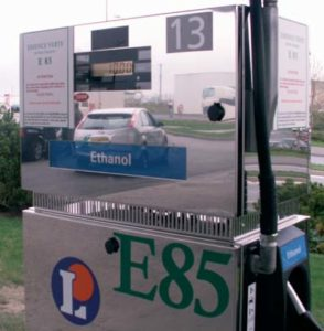 Pompe bioéthanol E85
