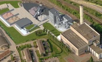 Un projet public de cogénération biomasse à l'Usine d'électricité de Metz