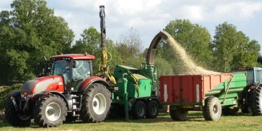 CUMA Défis : les outils du bois-énergie pour les agriculteurs