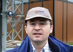 Grégory GREBOVAL, CYEL, chef d'exploitation, photo Frédéric Douard