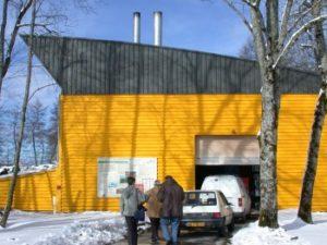 Les réseaux de chaleur au bois en France en 2008