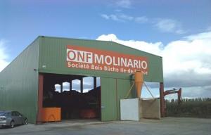 Bâtiment de ONF Molinario