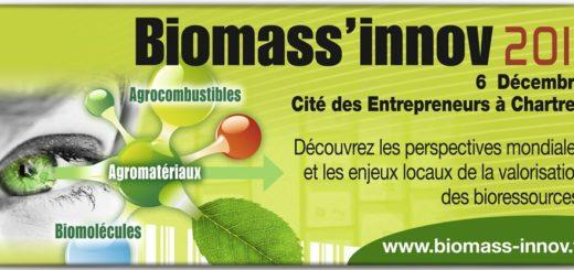 biomass'innov 6 décembre 2011 à Chartres