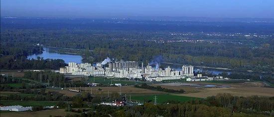 Roquette marie biomasse-énergie et géothermie profonde en Alsace