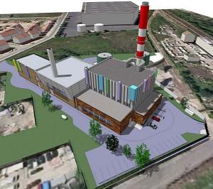 Une chaufferie bois de 16 MW pour le réseau de chaleur de Saint-Denis