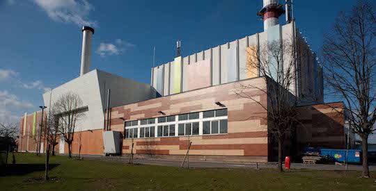 16 MW bois pour le réseau de chaleur de Stains-St-Denis au nord de Paris