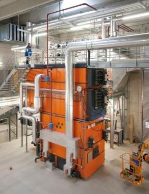 Chaufferie Schmid jusque 25 MW
