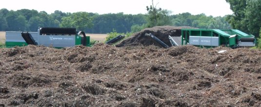 Hantsch, solutions pour le compostage, le bois-énergie et le biogaz