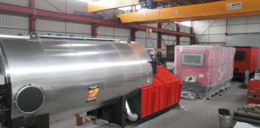 Les chaudières biomasse à vapeur Compte R.