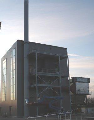 Les chaudières biomasse à lit fluidisé bouillonnant Renewa