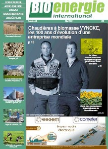 Bioénergie International n°19 – Mai 2012