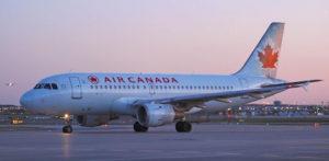 22 avril 2014 à Montréal, l'aviation se met aux biocarburants