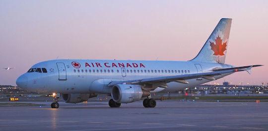Air Canada réalise son premier vol commercial à partir d'un biokérozène à base d'huile de cuisson