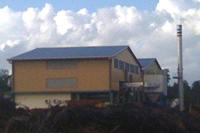 Centrale biomasse de Kourou