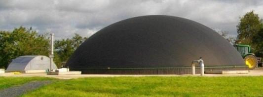 Installation de méthanisation Biorecycle à Mignéville en Meurthe et Moselle