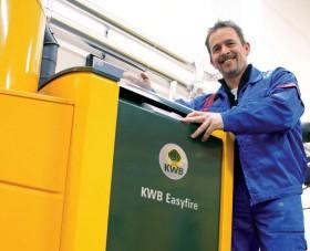 Installateur KWB