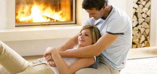 Guide de chauffage : chaque maison avec une cheminée
