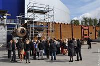 L'usine d'incinération de Villejust en Chevreuse passe à la cogénération