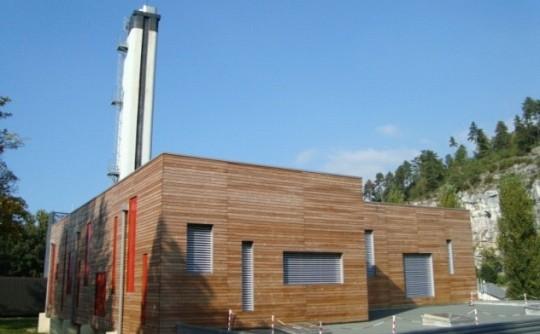 Le réseau de chaleur de Chambéry opère sa transition énergétique avec le bois