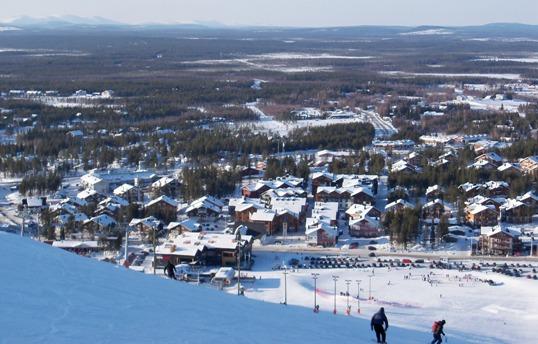 Une seconde chaudière Renewa à biomasse pour la ville de Levi en Laponie
