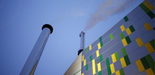 Biowatts à Angers, la cogénération biomasse remplace l'incinérateur
