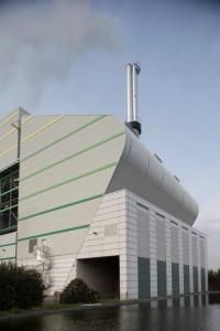 La centrale Biowatts, photo Ville d'Angers