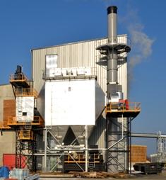 Piveteau Sainte-Florence, troisième cogénération biomasse pour Urbas en France