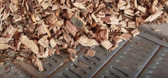Grilles de séchage Les Mergers por tous types de biomasse