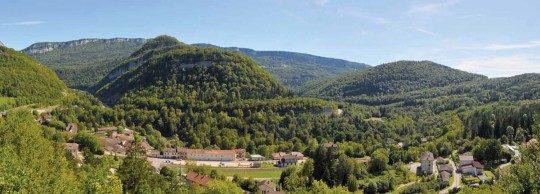 Lavans-les-Saint-Claude dans le Jura