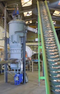 Gasclean, le brûleur hybride à gaz de bois