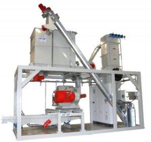 Friedli AG, unités complètes de granulation prêts à fonctionner