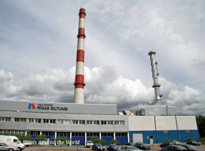 La ville de Riga inaugure une chaufferie biomasse de 20 MW