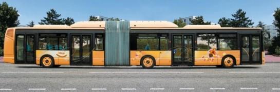 Bus GNV Citelis Iveco
