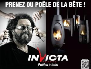 reprise du fabricant de po les bois invicta magazine. Black Bedroom Furniture Sets. Home Design Ideas