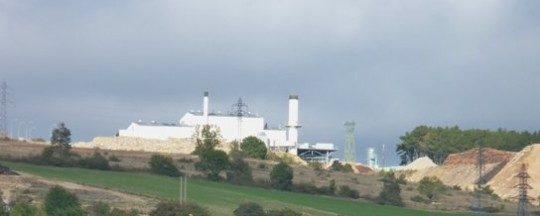 Centrale de cogénération Bioénergie Lozère à Mende, photo Frédéric Douard
