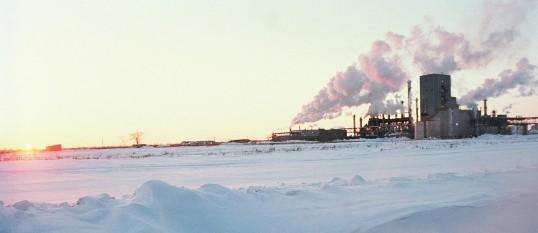 Centrale électrique aux Etats-Unis, photo Natural Resources Defense Council