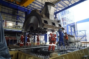 Atelier de Doosan Škoda Power