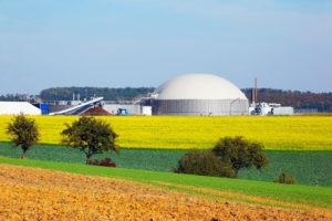 Méthanisation de déchets agricoles, photo Arol Energy