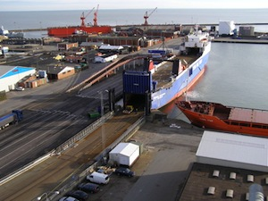 Port de Frederikshavn, photo Morten Jensen