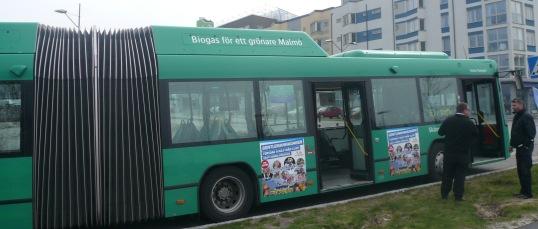 La Suède, pays pionnier du biogaz-carburant